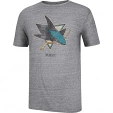 NHL San Jose Sharks Bigger Logo T-Shirt