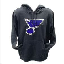 NHL St. Louis Blues Felt Tek Pullover Hood