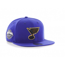 NHL St. Louis Blues Sure Shot Captain Snapback