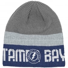 NHL Tampa Bay Lightning Center Ice Beanie Knit