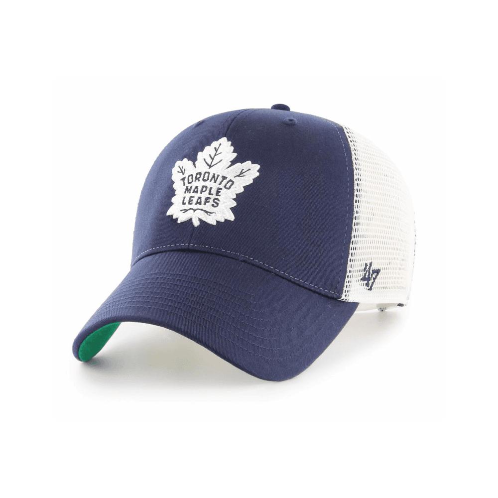 47 NHL Toronto Maple Leafs Branson  47 MVP Trucker Cap - Headwear ... d07ba5cbce9b