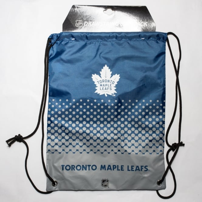 Forever Collectibles NHL Toronto Maple Leafs Fade Drawstring Backpack