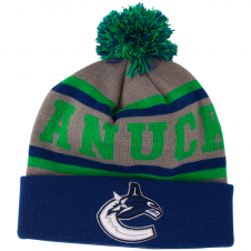 NHL Vancouver Canucks Gravel Cuff Knit