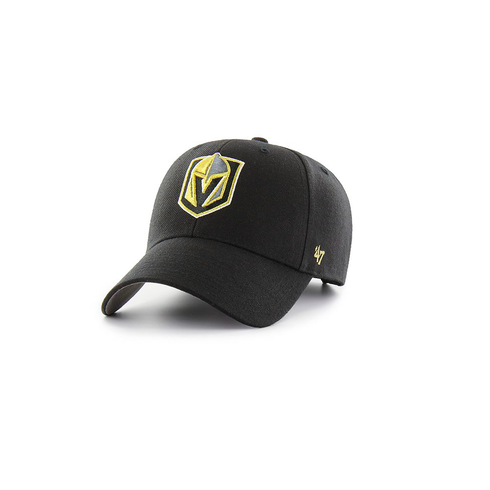 47 NHL Vegas Golden Knights  47 MVP Cap - Headwear from USA Sports UK 99ce5854fb7a