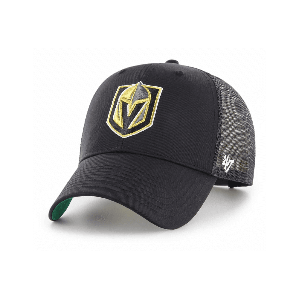 47 NHL Vegas Golden Knights Branson  47 MVP Trucker Cap - Teams from ... 166b60d1e9d2