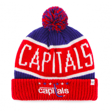 NHL Washington Capitals Calgary Bobble Knit