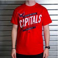 NHL Washington Capitals Earn Each Play T-Shirt