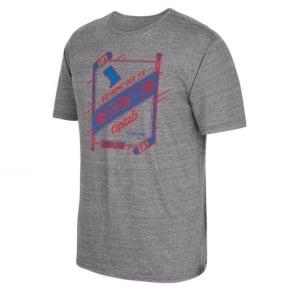 CCM NHL Washington Capitals Bigger Logo T-Shirt - Teams from USA ... 8eab0cb158b