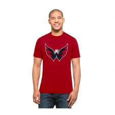 NHL Washington Capitals Red Graphic T-Shirt
