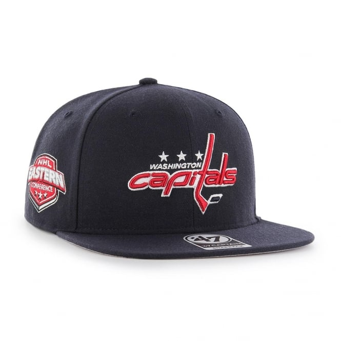 '47 NHL Washington Capitals Sure Shot Captain Snapback