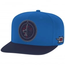 NHL Winnipeg Jets Face Off Two Tone Snapback Cap