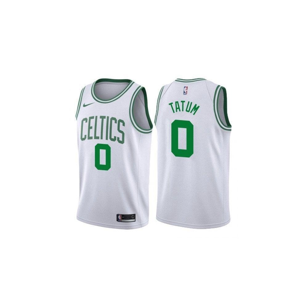 100% authentic 2e17c a6971 NBA Boston Celtics Jayson Tatum Swingman Jersey - Association Edition