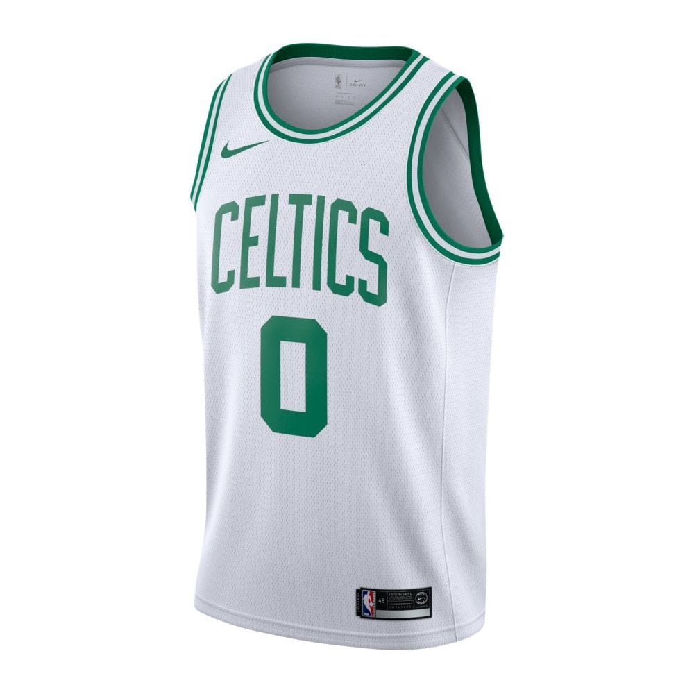 100% authentic a834a 77ade NBA Boston Celtics Jayson Tatum Swingman Jersey - Association Edition