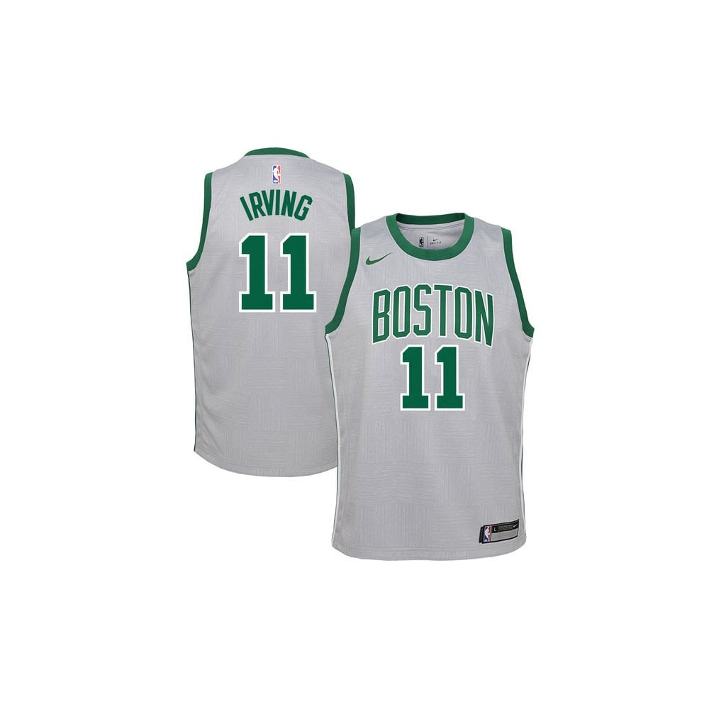 hot sales 27297 381f2 NBA Boston Celtics Kyrie Irving Youth Swingman Jersey - City Edition
