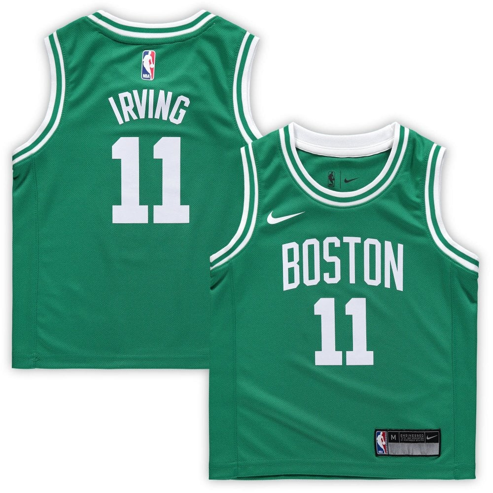 quality design 16422 2bbf1 NBA Boston Celtics Kyrie Irving Youth Swingman Jersey - Icon Edition