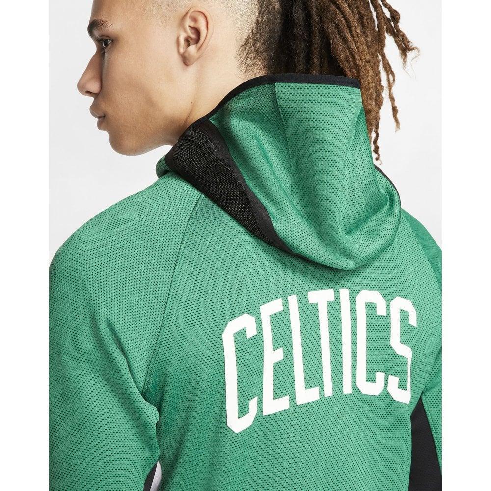 calcetines pago italiano  Nike NBA Boston Celtics Therma Flex Showtime Hood - Teams from USA Sports UK