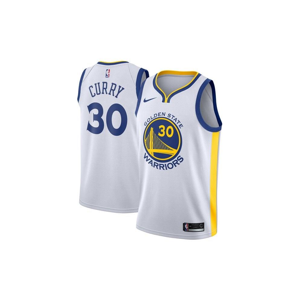 factory authentic ca071 e05a3 NBA Golden State Warriors Stephen Curry Swingman Jersey - Association  Edition