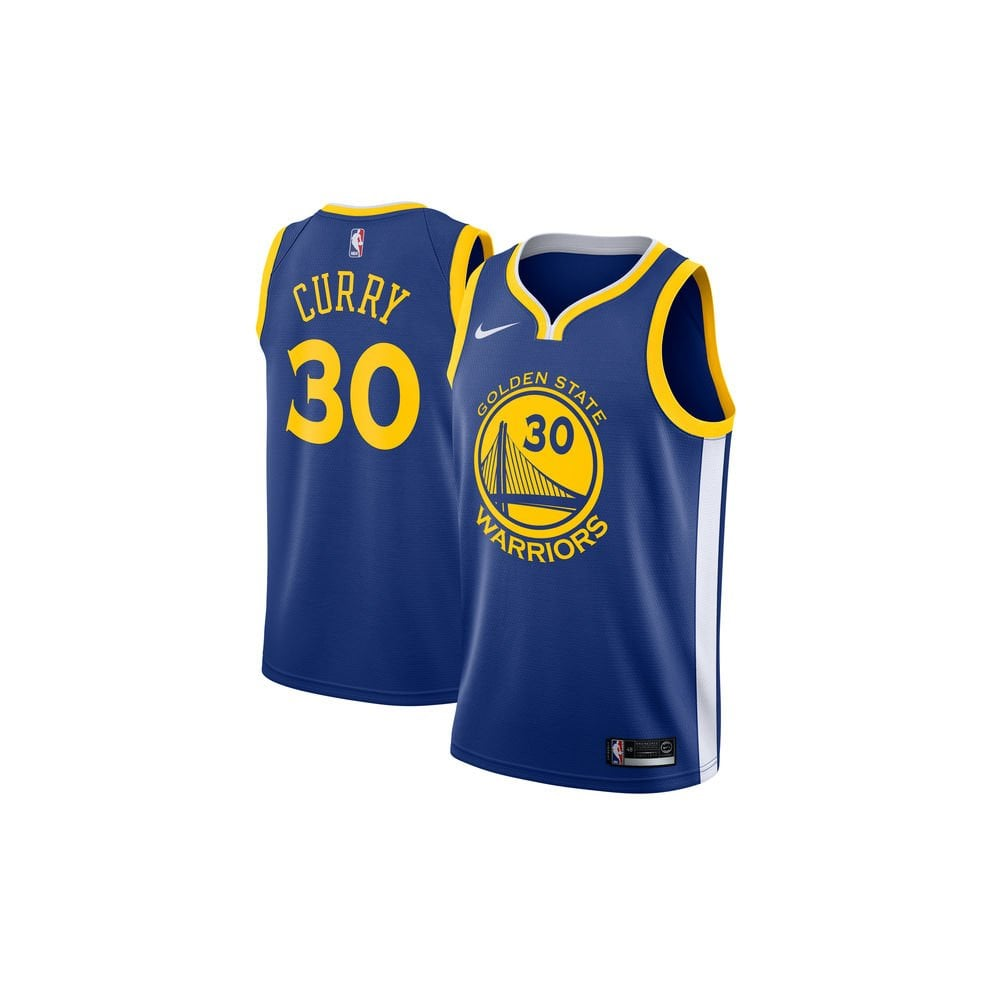 newest collection a3af1 8e687 NBA Golden State Warriors Stephen Curry Swingman Jersey - Icon Edition