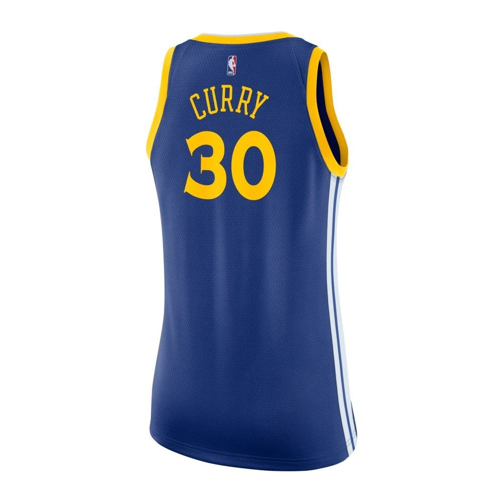 finest selection ea39a 12e7d NBA Golden State Warriors Stephen Curry Swingman Women's Jersey - Icon  Edition
