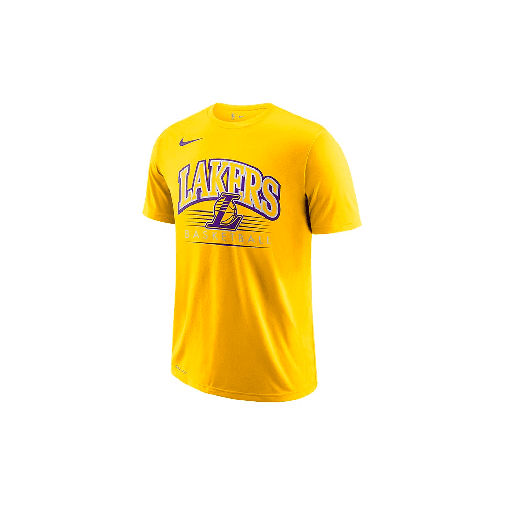 6e3613d2 Nike NBA Los Angeles Lakers Crest Logo T-Shirt - Fan Wear from USA ...