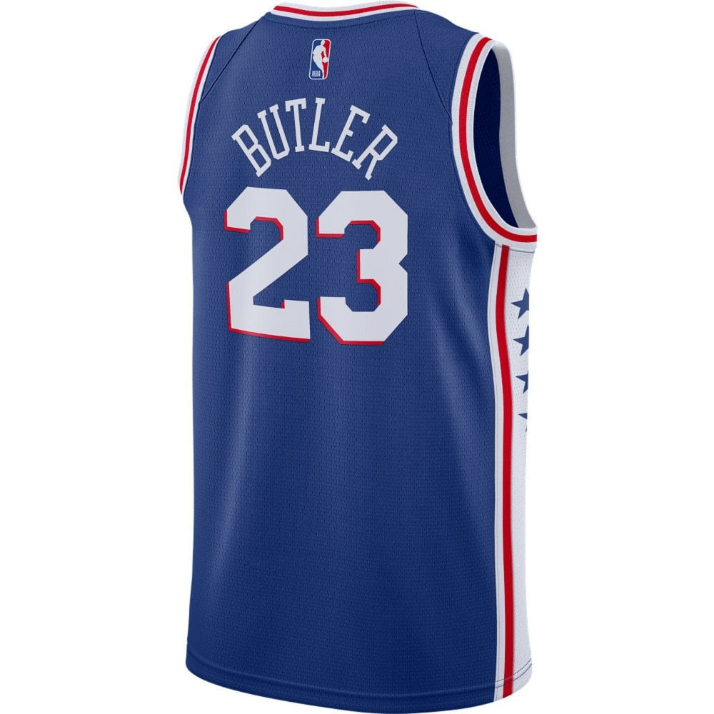 super popular bf0af 588ac NBA Philadelphia 76ers Jimmy Butler Swingman Jersey - Icon Edition