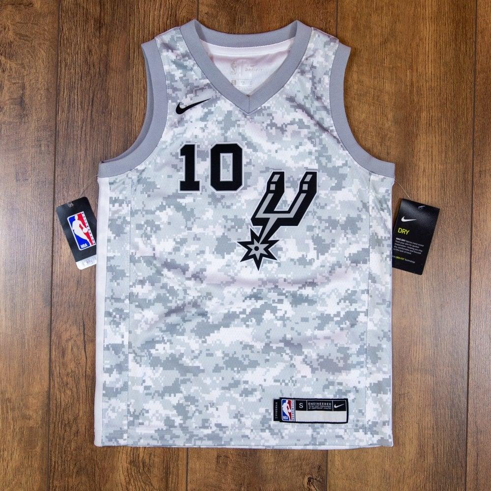 Tecnología Corea Unidad  Nike NBA San Antonio Spurs DeMar DeRozan Youth Swingman Jersey - City  Edition - Teams from USA Sports UK