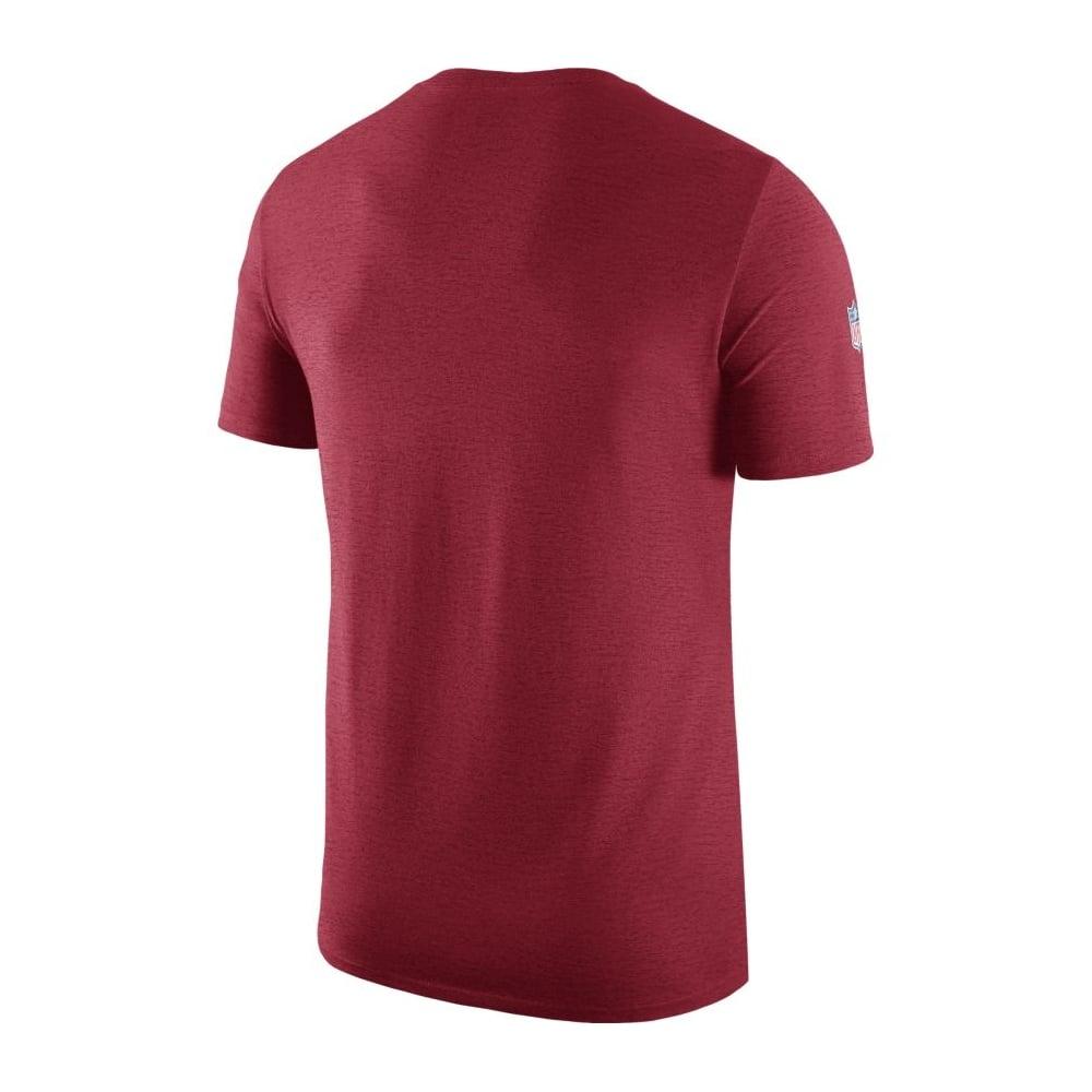 5d6f4f1d NFL Arizona Cardinals Coach Dri-Fit T-Shirt