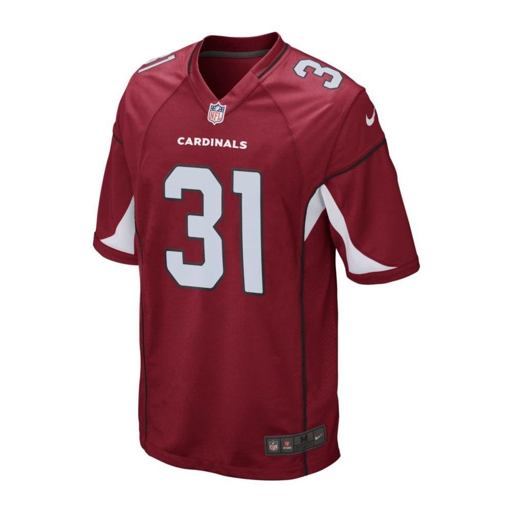 242d8c19dc6a Nike NFL Arizona Cardinals Home Game Jersey - David Johnson - Teams ...