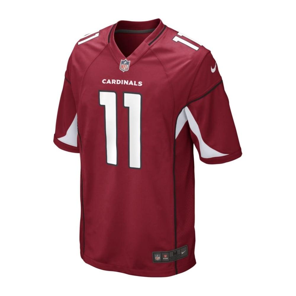 new product 821d6 24de7 NFL Arizona Cardinals Home Game Jersey - Larry Fitzgerald