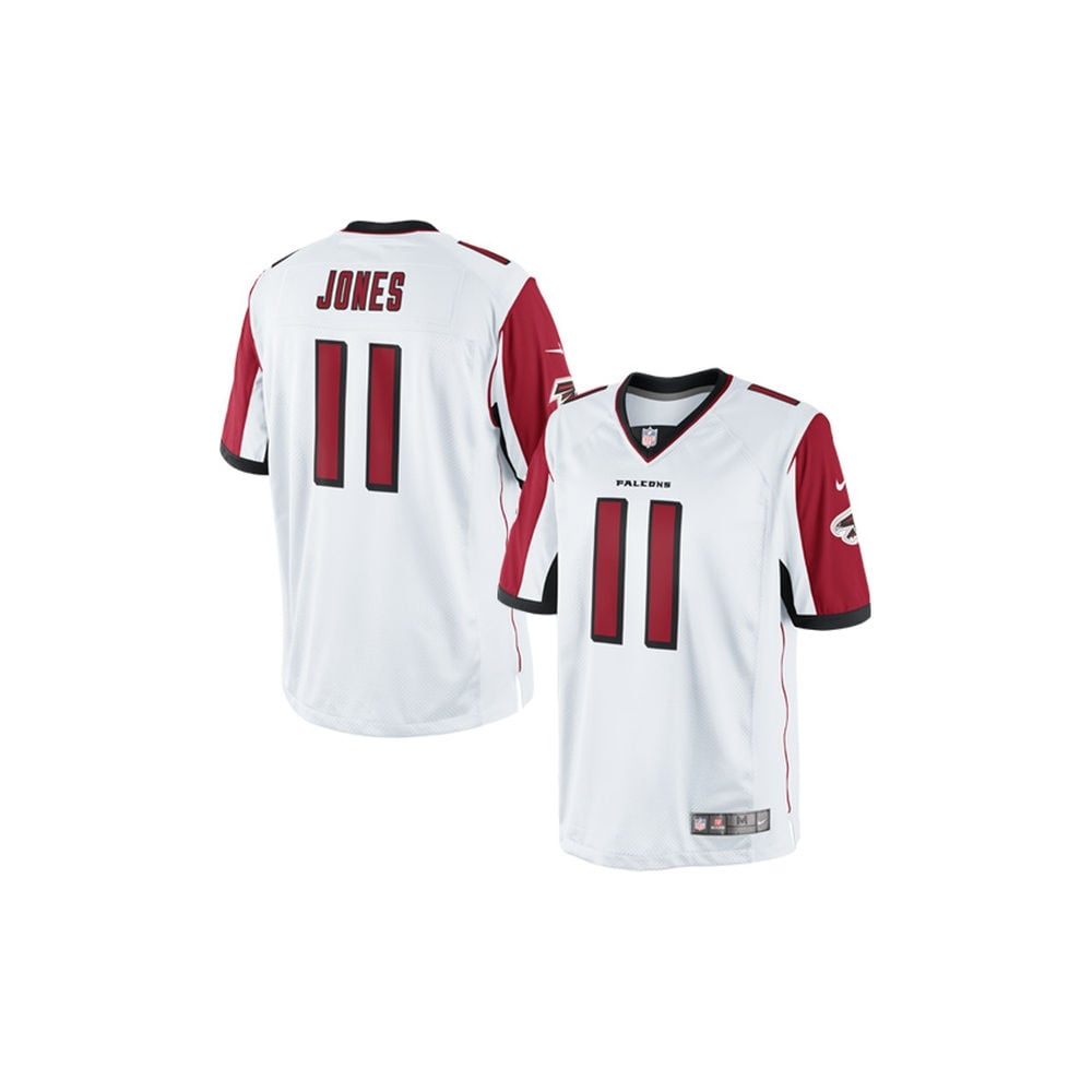 ecd43547a9896 Nike NFL Atlanta Falcons Road Game Jersey - Julio Jones - Teams from ...