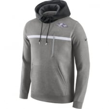 NFL Baltimore Ravens Champ Drive Pullover Hood
