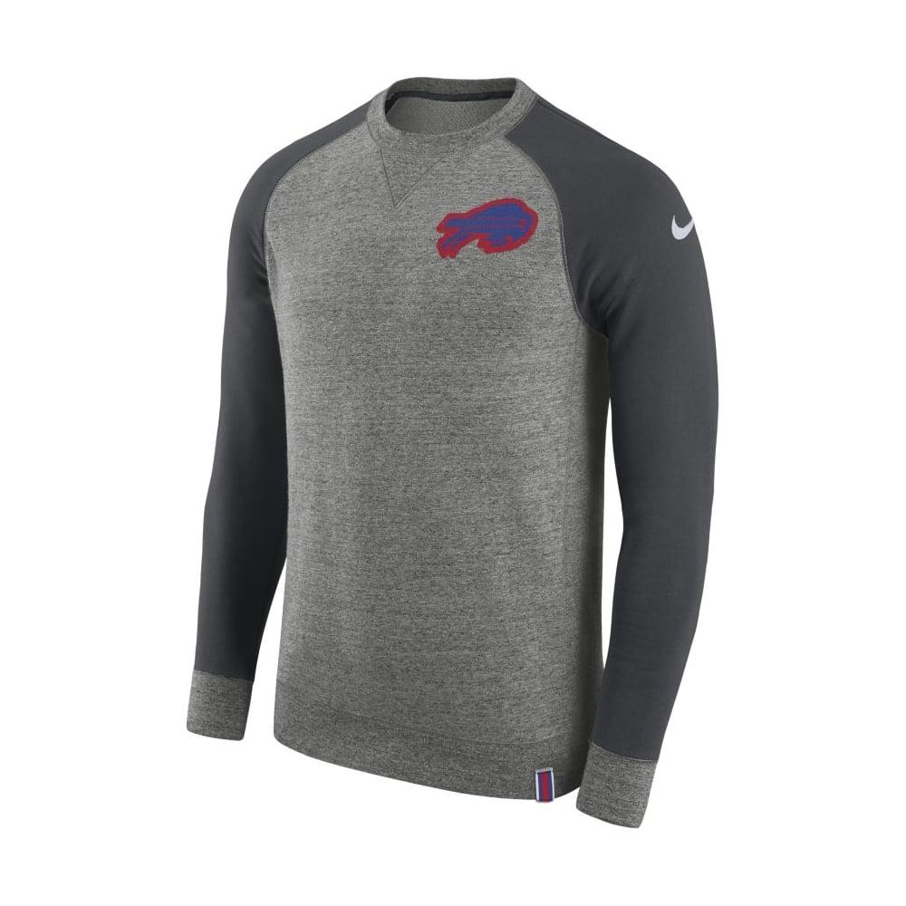 promo code 65159 32b84 NFL Buffalo Bills AW77 Crew Sweatshirt