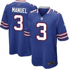 NFL Buffalo Bills Home Game Jersey - EJ Manuel
