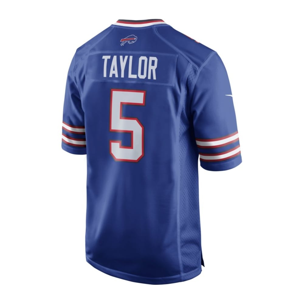 tyrod taylor buffalo bills jersey