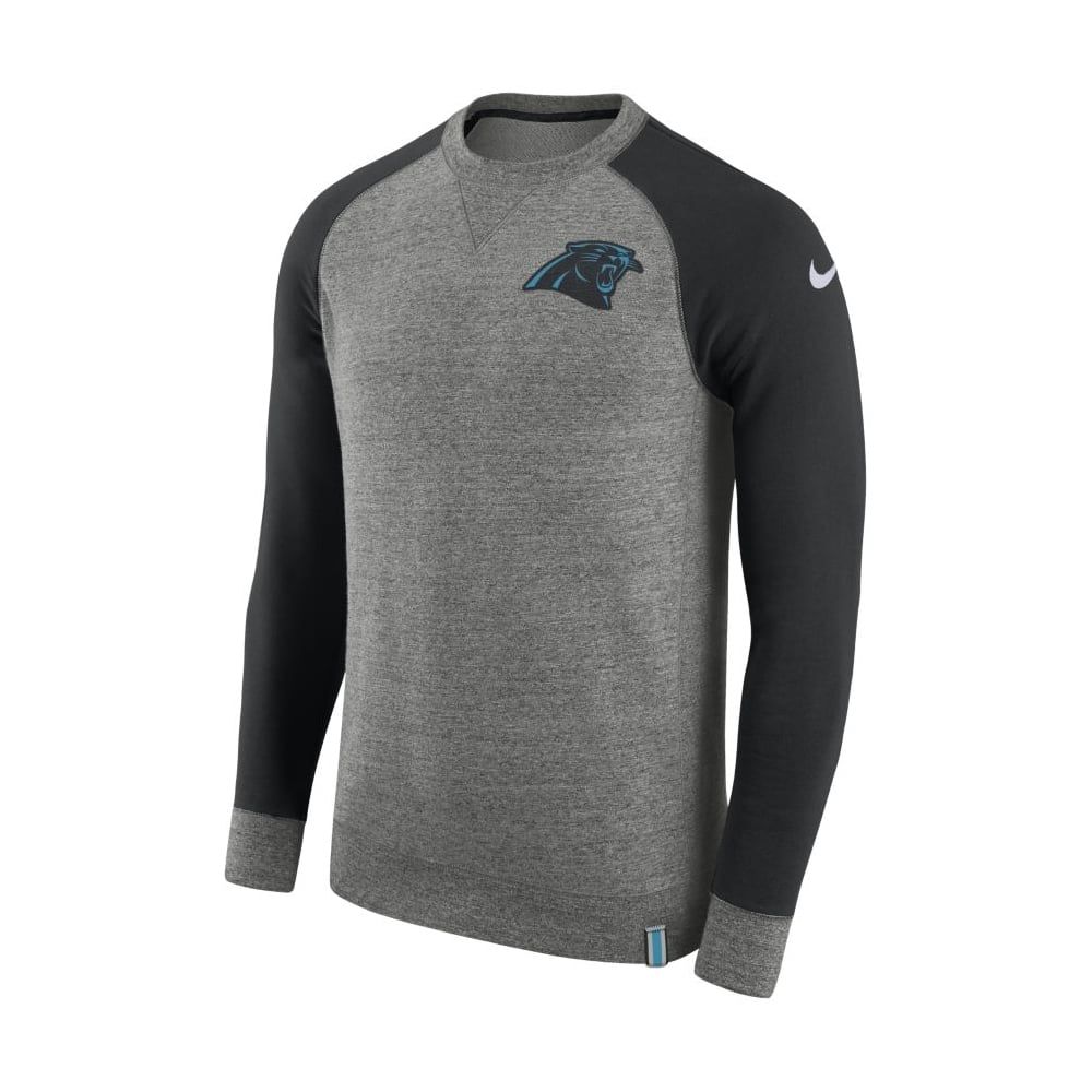 053e11acd Nike NFL Carolina Panthers AW77 Crew Sweatshirt - Teams from USA ...