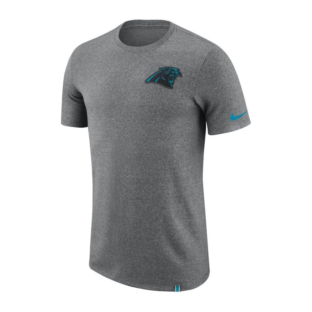 more photos 1b3dd 845fb NFL Carolina Panthers Marled Patch Dri-Fit T-Shirt