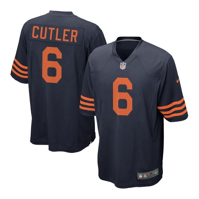 Nike NFL Chicago Bears Alternate Game Jersey - Jay Cutler