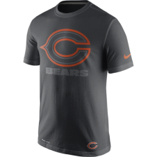 NFL Chicago Bears Anthracite Travel T-Shirt