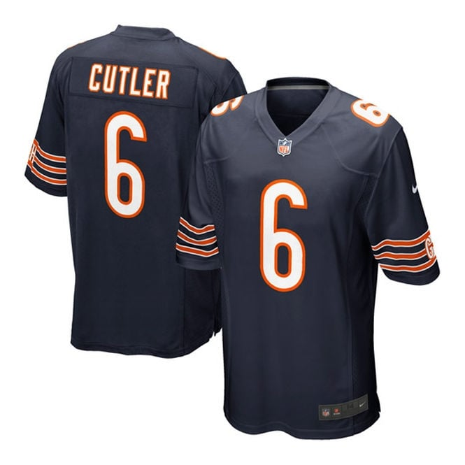 Nike NFL Chicago Bears Home Game Jersey - Jay Cutler