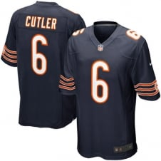 NFL Chicago Bears Home Game Jersey - Jay Cutler