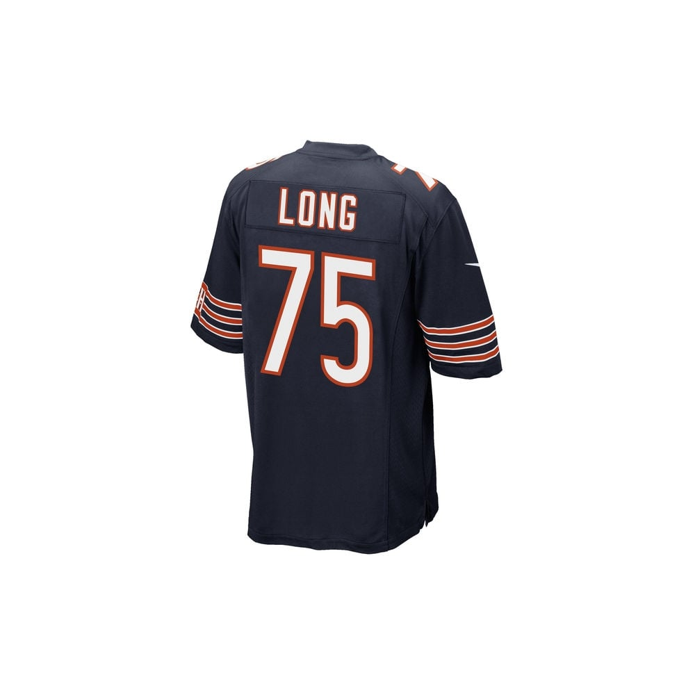 release date cfb2b ae1e6 Nike NFL Chicago Bears Home Game Jersey - Kyle Long