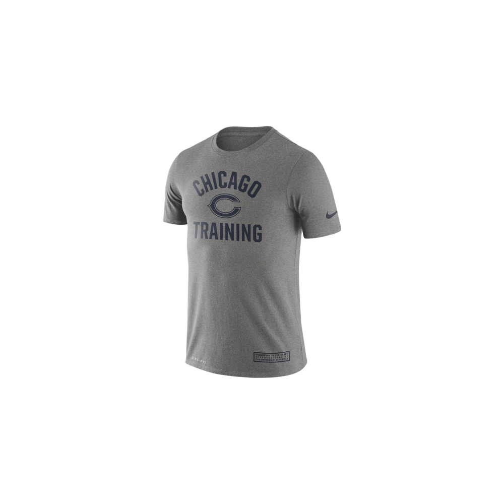 wholesale dealer f892e 034cd NFL Chicago Bears Training Performance T-Shirt