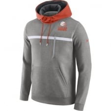 NFL Cleveland Browns Champ Drive Pullover Hood