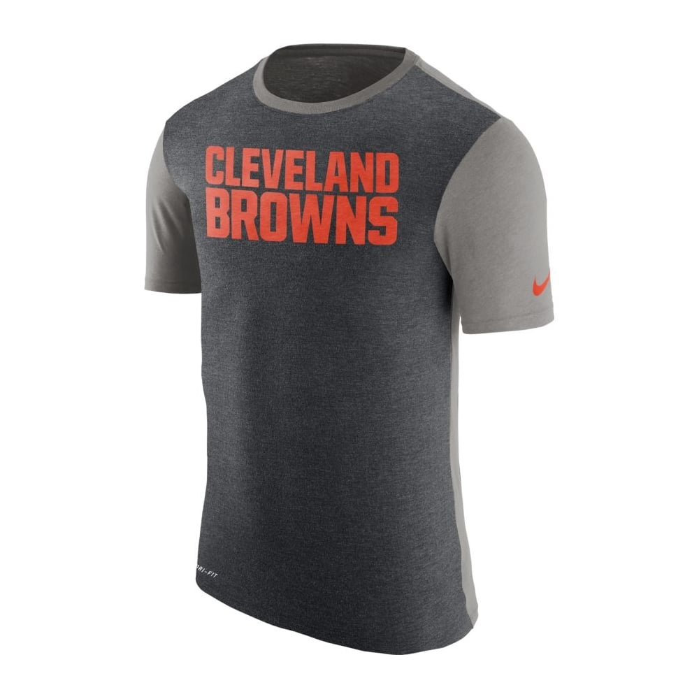 detailed look 922e1 ab26d NFL Cleveland Browns Color Dip Color Dip Dri-Fit T-Shirt
