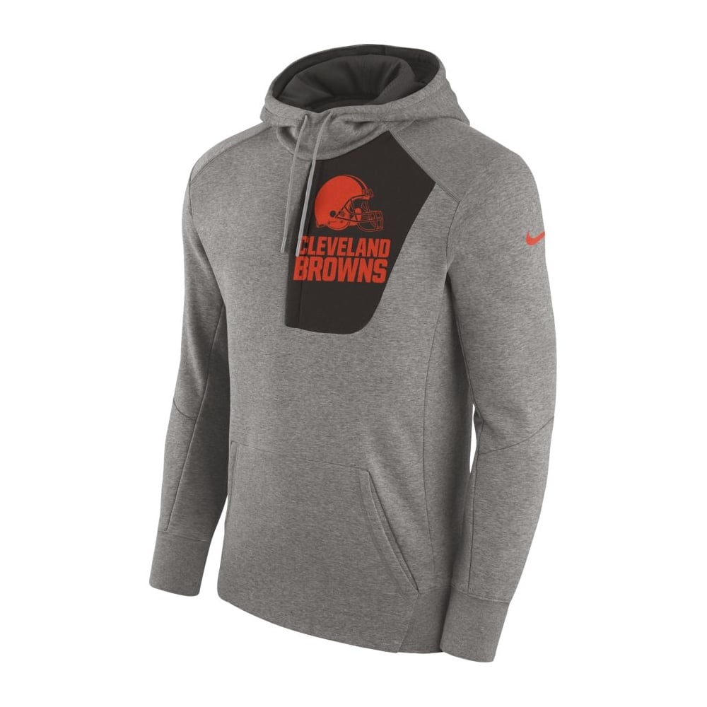 7d8ab3e3 NFL Cleveland Browns Fly Fleece CD PO Hoodie