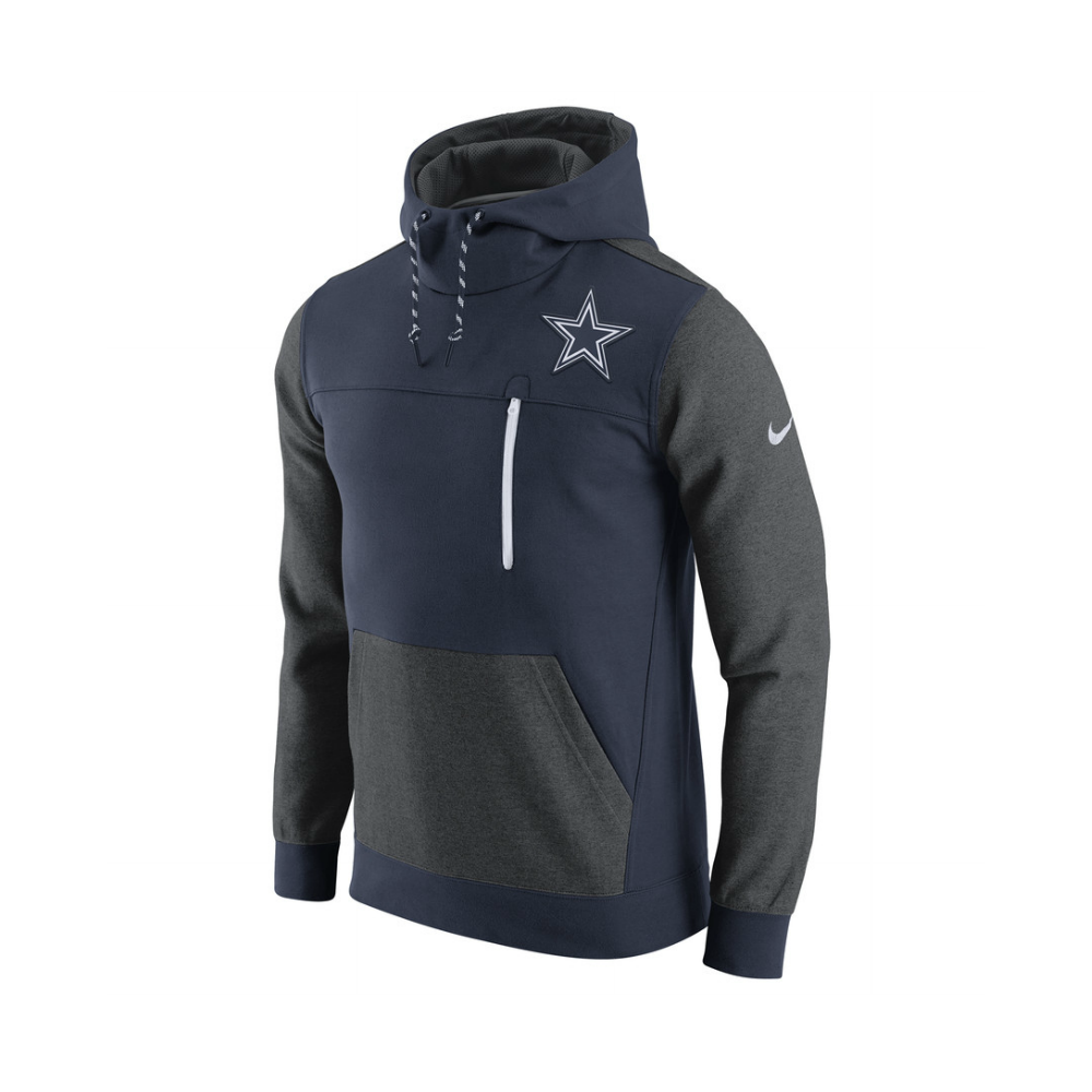 new product 9af7b 0c42a nike dallas cowboys hoodie