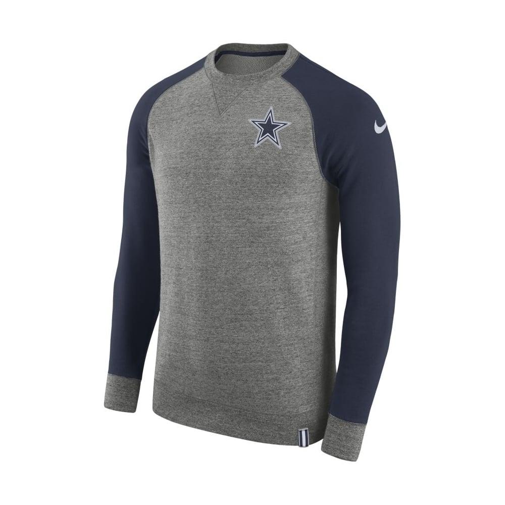 pretty nice 4f176 39bb7 NFL Dallas Cowboys AW77 Crew Sweatshirt