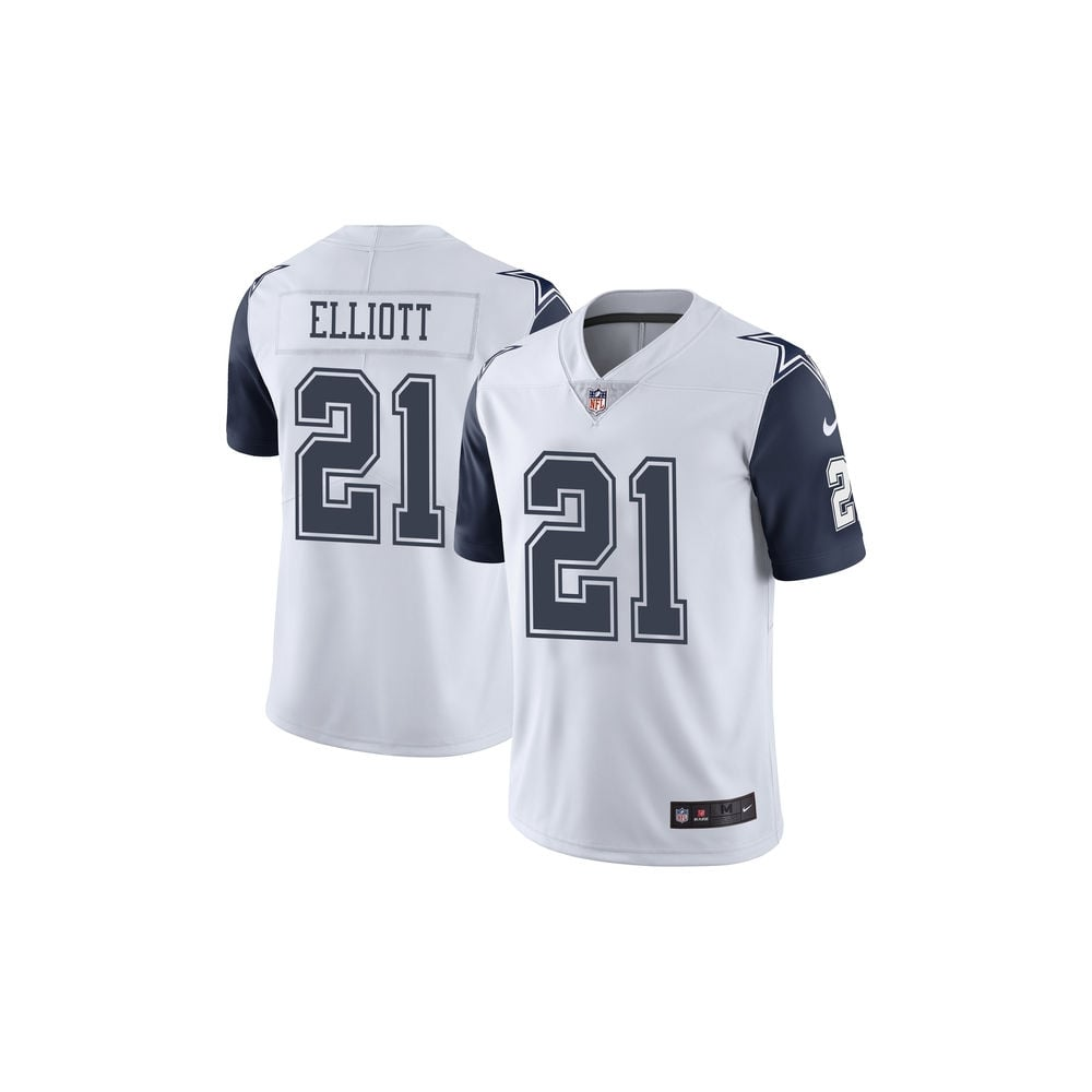 newest 1ce95 1af1f NFL Dallas Cowboys Color Rush Limited Game Jersey - Ezekiel Elliott