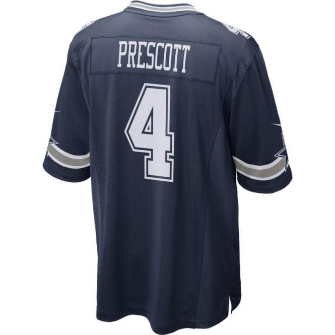 the best attitude d0f40 a6f48 NFL Dallas Cowboys Home Game Jersey - Dak Prescott