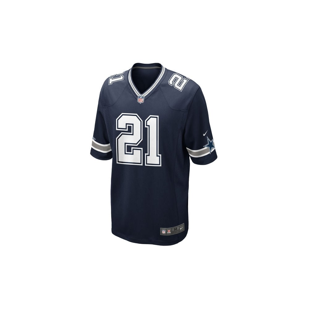 on sale 1f240 e563e NFL Dallas Cowboys Home Game Jersey - Ezekiel Elliott